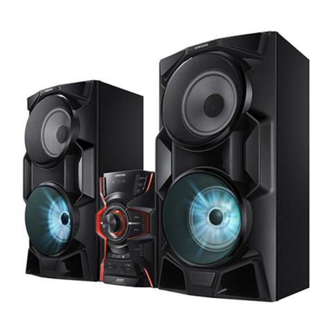 Imagem de Mini System Samsung 2000W USB MP3 Bluetooth MX-HS6500ZD