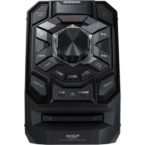 Imagem de Mini System Samsung Gigasound MX-J640/ZD CD Player Rádio AM/FM Duplo USB 200W - Bivolt