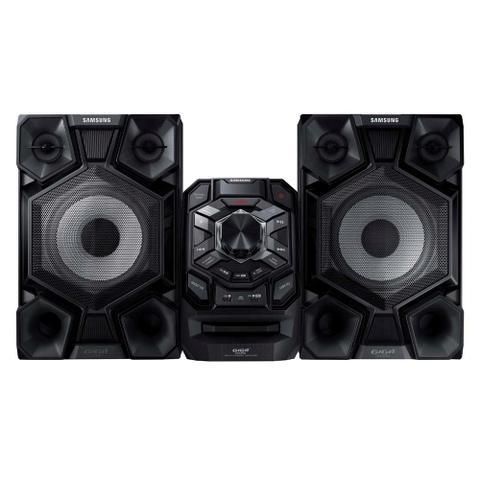 Imagem de Mini System Samsung MX-J840/ZD com MP3, Duplo USB, Bluetooth, Modo Futebol e Ripping  800 W