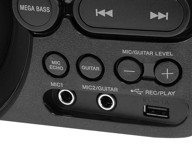 Imagem de Mini System Sony Bluetooth Dvd Usb Mp3 Cd Player - Rádio Fm 1600w Mhc-m60d