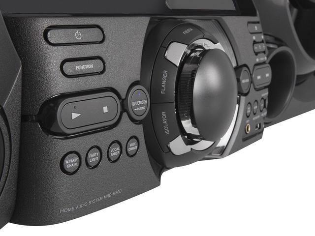 Imagem de Mini System Sony Bluetooth DVD USB MP3 CD Player