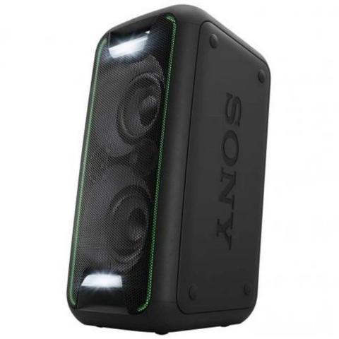 Imagem de Mini System Sony GTK-XB5 Bivolt Preto 200W com Extra Bass, Bluetooth com NFC Speaker Add Preto
