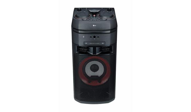 Imagem de Mini System Torre LG XBOOM OK55 500 Watts, Bluetooth