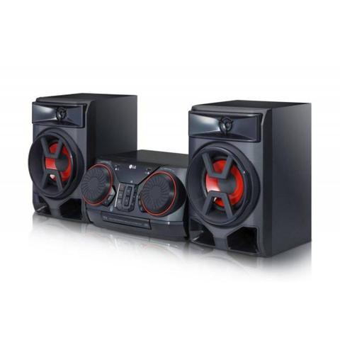 Imagem de Mini System XBoom CK43 220W RMS Bluetooth Preto - LG