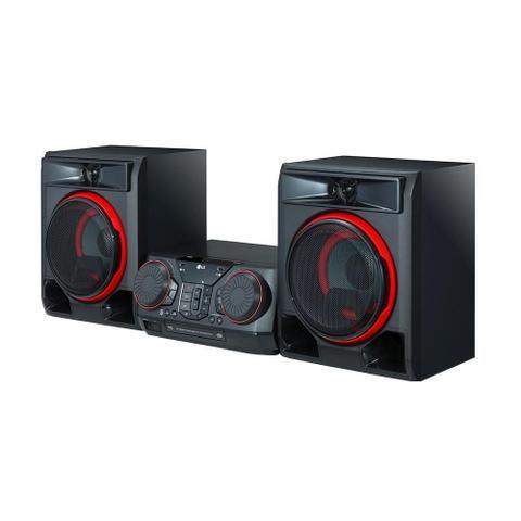 Imagem de Mini System XBOOM CK56 com Multi Bluetooth, 2 USB, Função Karaokê,  Sound Sync, Wireless, 620W RMS  LG