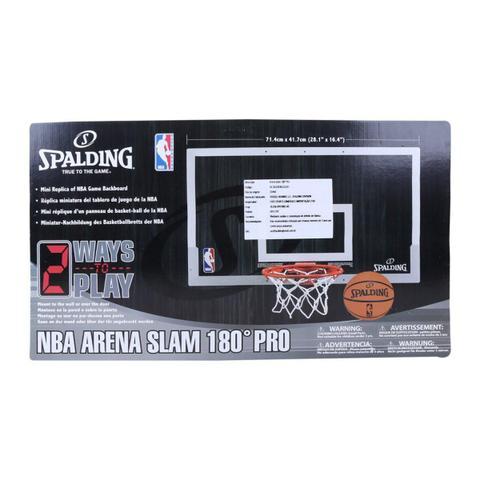 Imagem de Mini Tabela de Basquete NBA Spalding Arena Slam 180 PRO