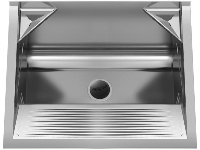 Imagem de Mini Tanque Inox de Parede GhelPlus 32L