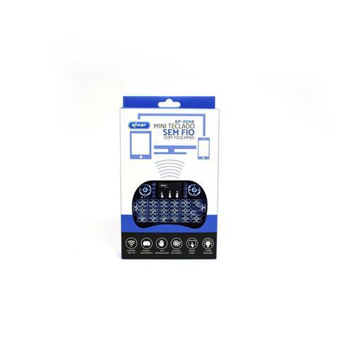 Imagem de Mini Teclado Com Iluminação para Smart Tv, Tablet, Xbox360/ps3 - Kp-2048