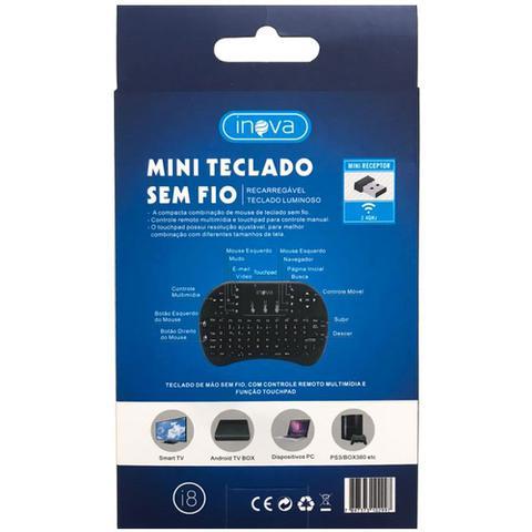 Teclado Key-7189 Inova