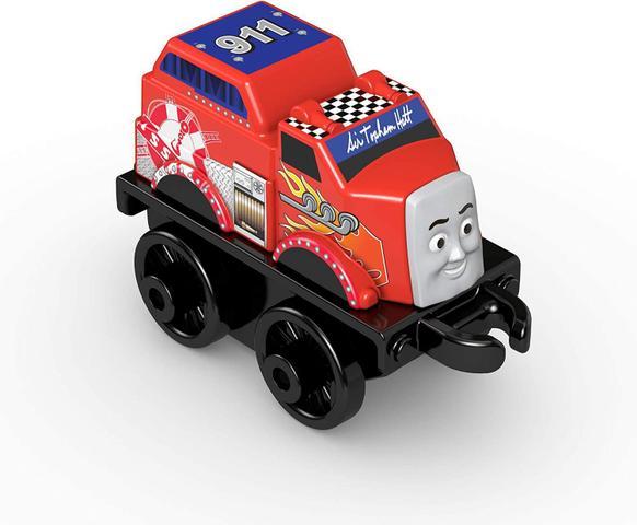 Imagem de Mini thomas e amigos locomotiva surpresa - mattel dfj15