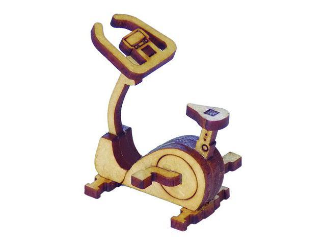 Imagem de Miniatura Bicicleta Ergométrica A088