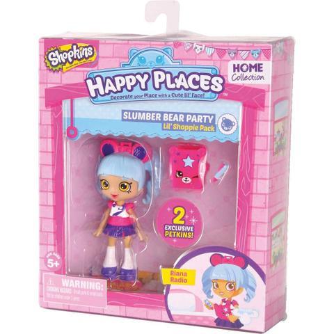 Imagem de Miniatura Colecionavel HAPPY Places KIT Mini Shoppies