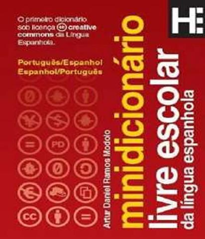 Imagem de Minidicionario Livre Escolar Da Lingua Espanhola