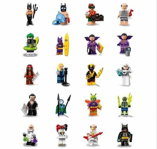 Imagem de Minifigura Batman o Filme Série 2 - LEGO Batman 71020