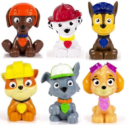 Imagem de Minifigura Patrulha Canina Chase Nickelodeon Sunny