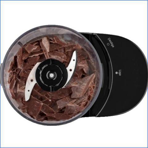 Imagem de Miniprocessador Alimentos CADENCE Easy Cut 100w  Preto 127V