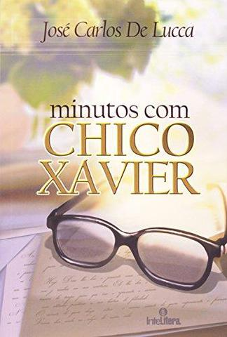 Imagem de Minutos com Chico Xavier - Intelitera