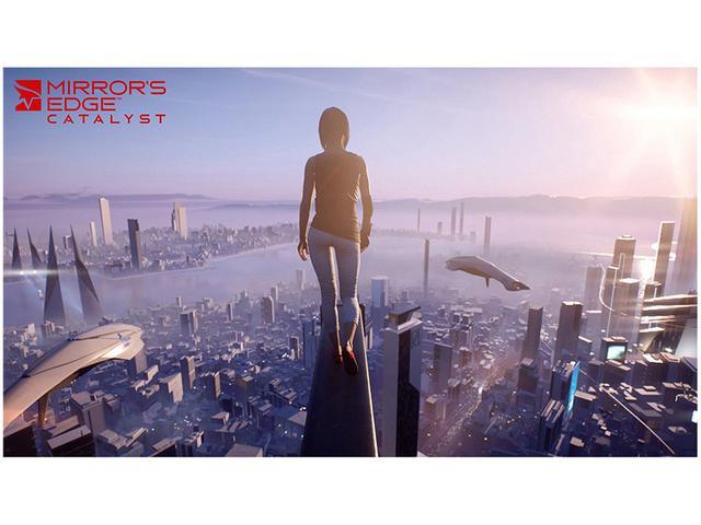 Imagem de Mirrors Edge Catalyst para PS4