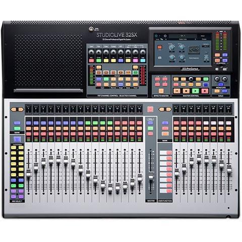 Imagem de Mixer digital presonus subcompact studiolive 32sx