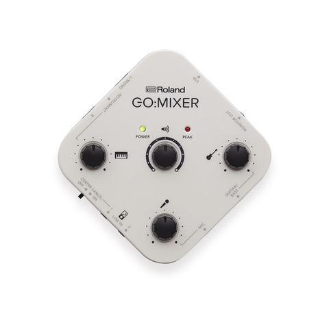 Imagem de Mixer Interface de Audio para Smartphones Roland Go Mixer