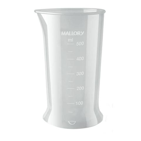 Imagem de Mixer Mallory Trikxer Inox 3 em 1 500W Branco