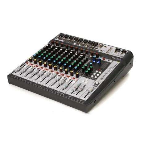 Imagem de Mixer Mesa de Som 12 Canais Signature 12MTK Grava Multipista - Soundcraft
