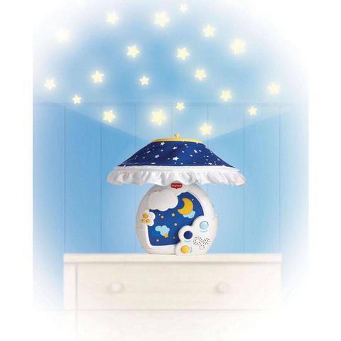 Imagem de Móbile Musical Noite Estrelada Com Projetor - Tiny Love