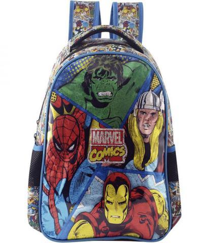 Imagem de Mochila 16 Marvel Comics Panels - 7072
