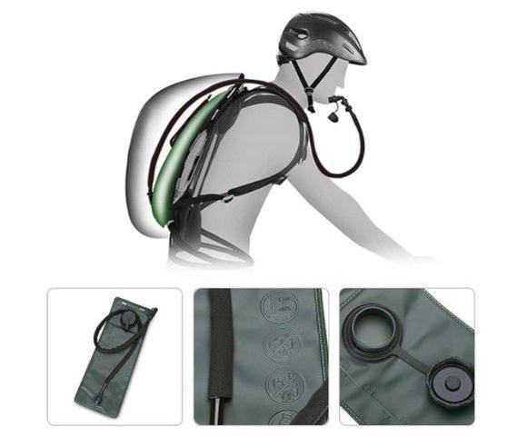 Imagem de Mochila De Hidratação Bike Impermeável Peitoral Barriga 3l