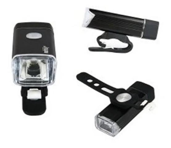 Imagem de Mochila Hidratação Impermeável 2 Litros, FAROL E LANTERNA USB