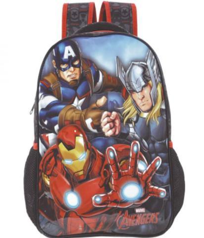 Imagem de Mochila Infantil 14 Avengers Revolution - 6283