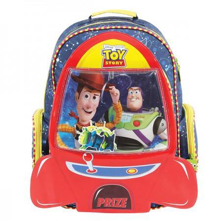 Imagem de Mochila Infantil Masculina Toy Story 41x29x15cm -128909