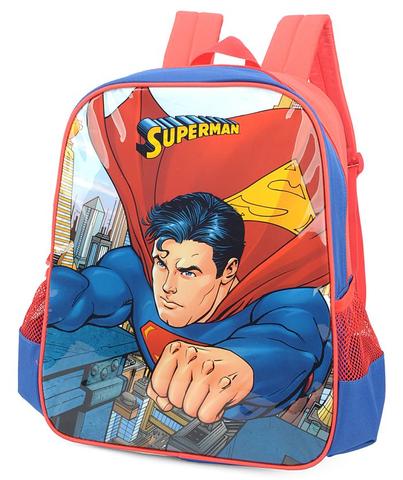 Imagem de Mochila Infantil Superman IS32881sm-vm
