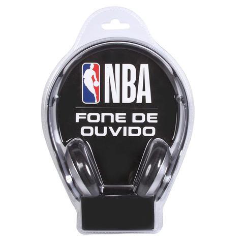 Imagem de Mochila NBA + Fone De Ouvido Logoman