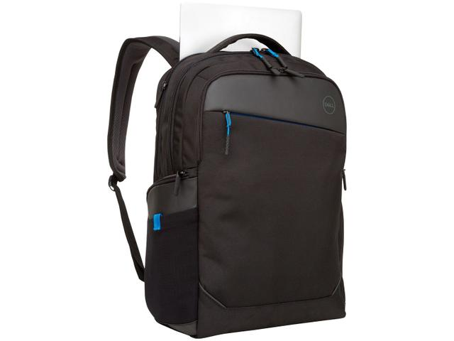 "e6848cefd Mochila para Notebook até 15"" Dell Professional - Preta - Mochilas ..."