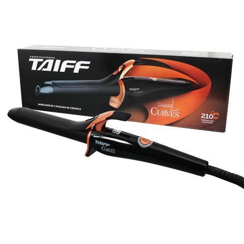 Imagem de Modelador de Cachos Curves 25mm Bivolt - Taiff