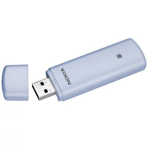 Imagem de Modem 3G Nokia Cs-11 Bloqueado Vivo Nacional Até 7.2Mbps