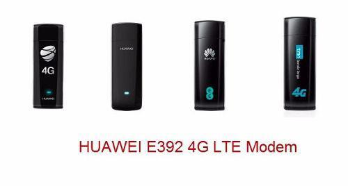 Imagem de Modem 4g  3g Huawei E392 Lte Desbloqueado com Entrada Rural