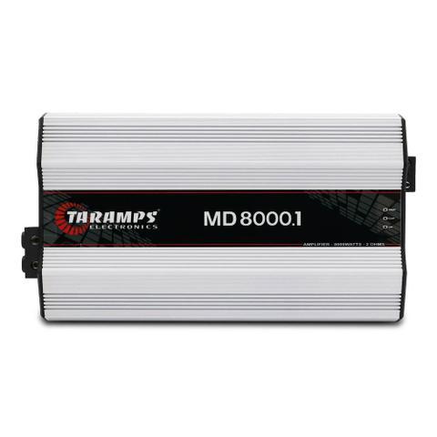 Imagem de Modulo Amplificador Taramps 8000w Rms Md8000 2 Ohms