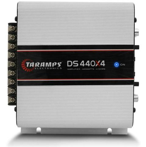 Imagem de Módulo Amplificador Taramps DS 440x4 440W Rms 4 Canais 2 Ohm