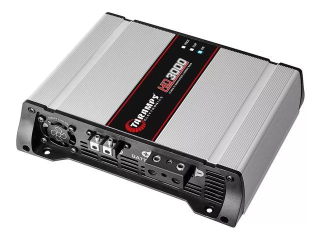 Imagem de Modulo Amplificador Taramps Hd3000 4 Ohms 3000w Rms Som