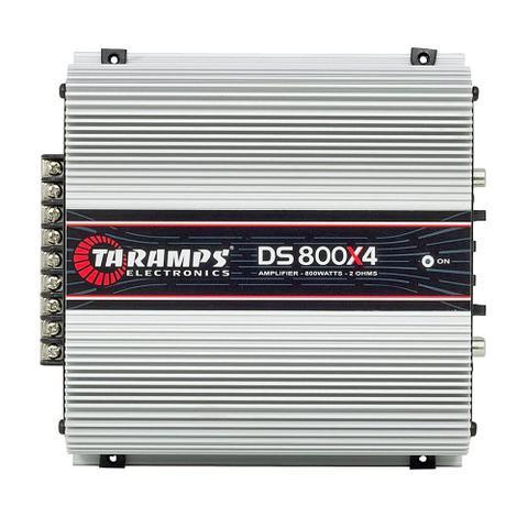 Imagem de Módulo de Potência Taramps Ds-800X4 800Rms 4 Canais 2R 12.6V