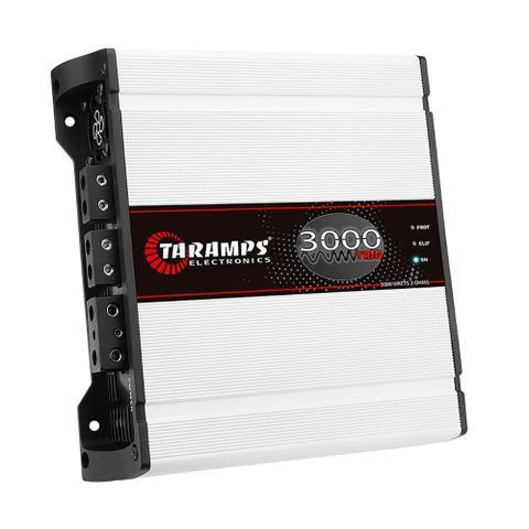 Imagem de Modulo de Potencia Taramps MD3000 Trio 3000W 4R 1X3000RMS+300RMS ST