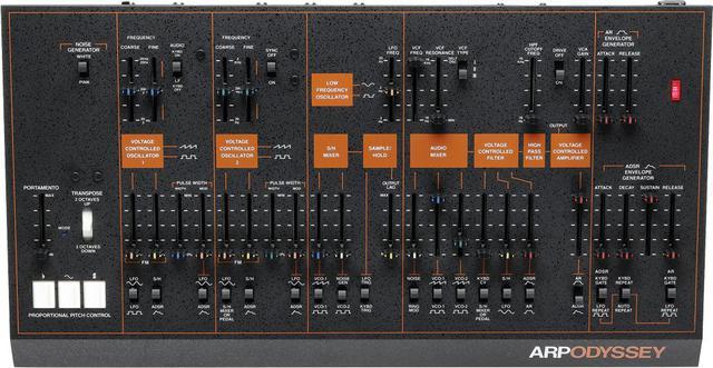 Imagem de Modulo sintetizador analogico korg arp-odyssey-m-3