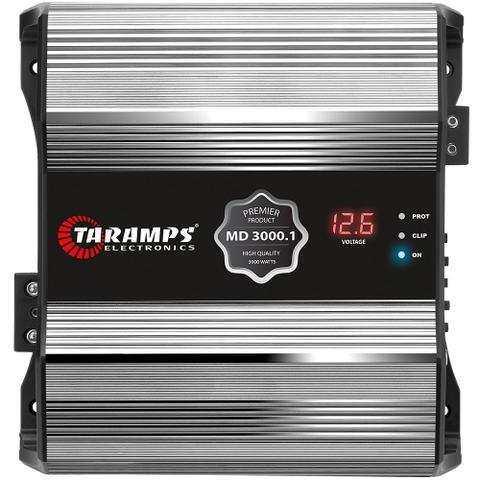Imagem de Módulo Taramps Md 3000.1 Premier 3000w RMS Amplificador Automotivo