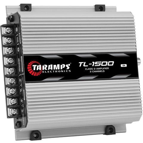Imagem de Módulo Taramps Tl 1500 2 Ohms 390 w Amplificador Automotivo