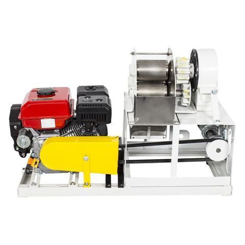 Imagem de Moenda de Cana Com Motor a Gasolina Com Partida Elétrica Montada Cana Shop 200