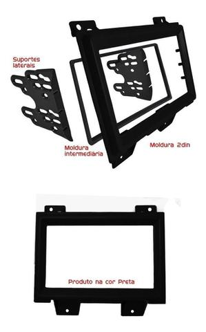 Imagem de Moldura Dvd Multimídia 2 Din Pioneer S10 Blazer 1995 A 2000