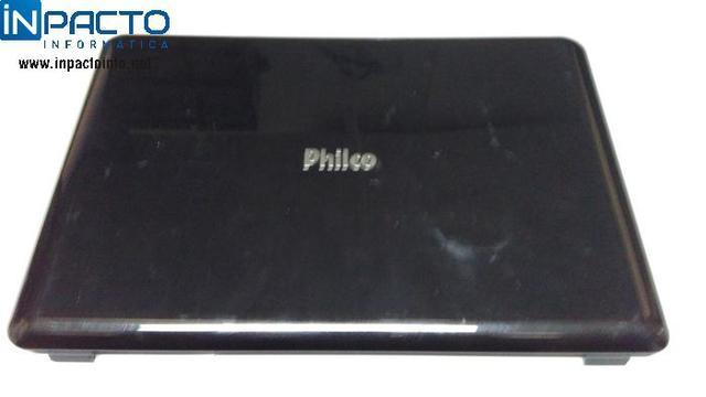 Imagem de Moldura traseiro (tampa) netbook philco