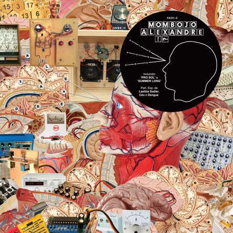 Imagem de Mombojó  - Alexandre - CD